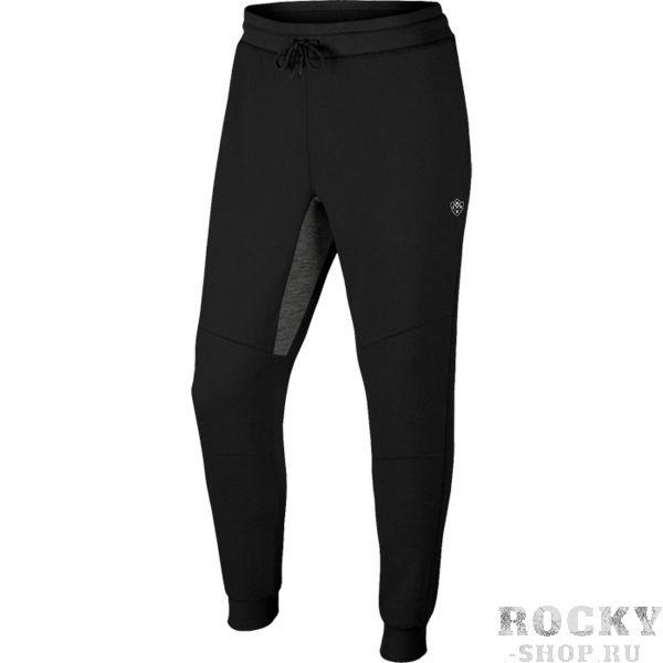 Штаны спортивные Wicked One Black Wicked OneСпортивные штаны и шорты<br>Штаны спортивные Wicked One Black. - Хлопок 300 грамм. - Боковые и задний карманы.<br><br>Размер INT: S