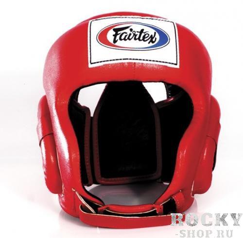 Боксерский шлем Fairtex, с защитой скул FairtexБоксерские шлемы<br>HG2 Шлем Fairtex с открытым подбородком и защитой на скулы. Широкий угол обзора и хорошая амортизация ударов. Шлем Fairtex подойдет для тренировок по всем видам контактных единоборств: боксу, кикбоксингу, тайскому боксу и др. Шлем регулируется с помощью шнуровки сверху и застежки на липучке сзади. Это позволяет максимально подогнать размер. Набивка шлема - специальная, многослойная пена высокой плотности. Такая набивка максимально поглощает удар и позволяет минимизировать травмы на тренировках. Дополнительная защита ушных раковин с каналами для выхода воздушного давления. Цвета: черный, красный, синий. Размеры: S, M, L. Размер шлема можно определить по обхвату головы: S (50-54 см), M (54-56 см), L (57-58 см), XL (свыше 58 см).<br><br>Размер: Белый M