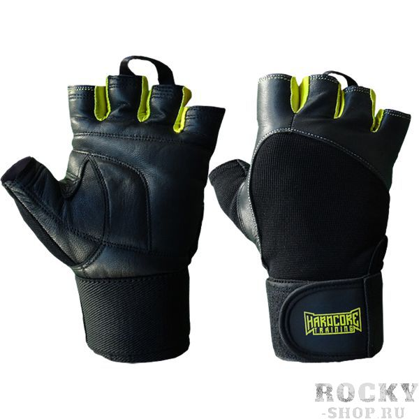 Купить Жимовые перчатки Hardcore Training (арт. 13923)