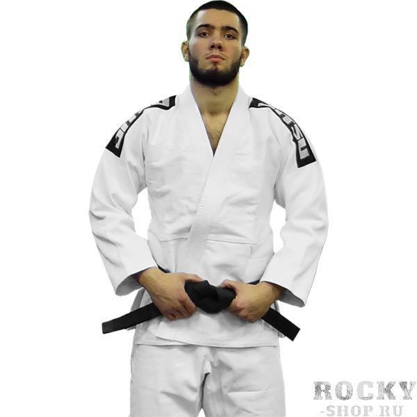 Кимоно для БЖЖ Jitsu BeGinner JitsuЭкипировка для Джиу-джитсу<br>Кимоно для БЖЖ Jitsu BeGInner. Ги, отвечающее высоким стандартам качества. Кимоно отлично подойдет как для тренировок, так и для соревнований. Особенности кимоно: • Куртка сделана из 1 куска 100% хлопка плотностью 450 г/кв.м.; • Тип плетения ткани - pearl weave; • Штаны сделаны из прочной ткани; • Кимоно усажено, но небольшая усадка возможна; • Пояс в комплект НЕ входит. Состав: 100% хлопок.<br>