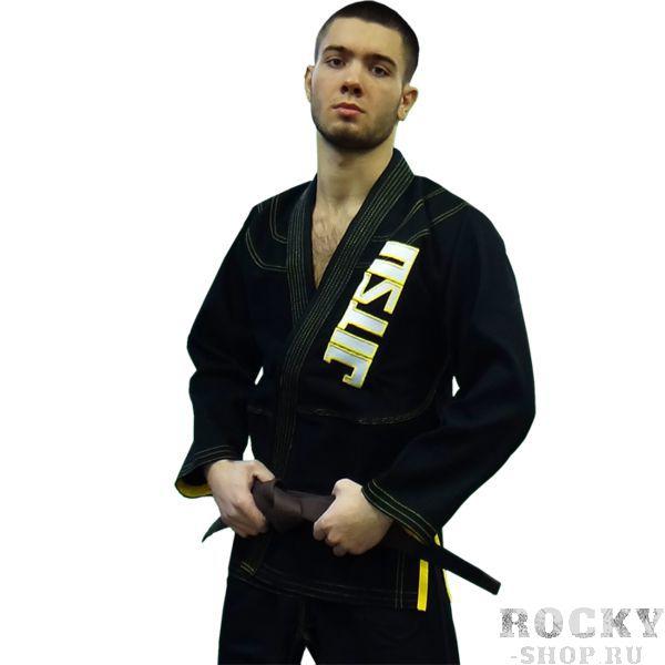 Кимоно для БЖЖ Jitsu Classic JitsuЭкипировка для Джиу-джитсу<br>Кимоно для БЖЖ Jitsu Classic. Ги, отвечающее высоким стандартам качества. Кимоно отлично подойдет как для тренировок, так и для соревнований. Великолепный вариант для борцов различного уровня: и для новичков, и для профессионалов. Особенности кимоно: • Куртка сделана из 1 куска 100% хлопка плотностью 450 г/кв. м. ; • Штаны сделаны из прочной рип-стоп ткани; • Кимоно усажено, но небольшая усадка возможна; • Пояс в комплект НЕ входит. Состав: 100% хлопок.<br><br>Размер: A3