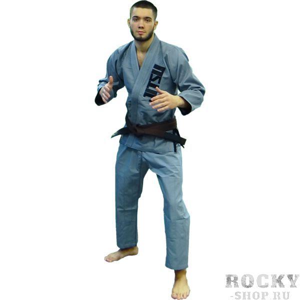 Кимоно для БЖЖ Jitsu Grey JitsuЭкипировка для Джиу-джитсу<br>Кимоно для БЖЖ Jitsu Grey. Лимитированная серия кимоно для бразильского джиу джицу. Ги, отвечающее высоким стандартам качества. Кимоно отлично подойдет для тренировок самой высокой интенсивности. Особенности кимоно: • Куртка сделана из 1 куска 100% хлопка плотностью 550 г/кв. м. ; • Тип плетения ткани - pearl weave; • Штаны сделаны из прочной рип-стоп ткани; • Кимоно усажено, но небольшая усадка возможна; • Пояс в комплект НЕ входит. Состав: 100% хлопок.<br><br>Размер: A1