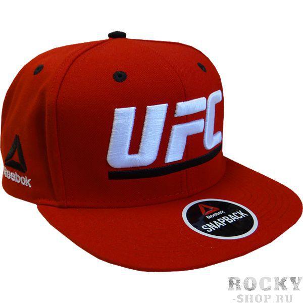 Бейсболка Reebok UFC ReebokБейсболки / Кепки<br>Бейсболка Reebok UFC. Дизайн, созданный в коллаборации Reebok и UFC. Внутренняя лента с технологией Speedwick эффективно отводит лишнюю влагу. Размер бейсболки регулируется.<br>