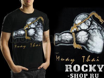 Футболка Elbow Muay Thai WarriorsФутболки / Майки / Поло<br>100 % хлопок,Ручная работа,Производство Тайланд.<br><br>Размер INT: S
