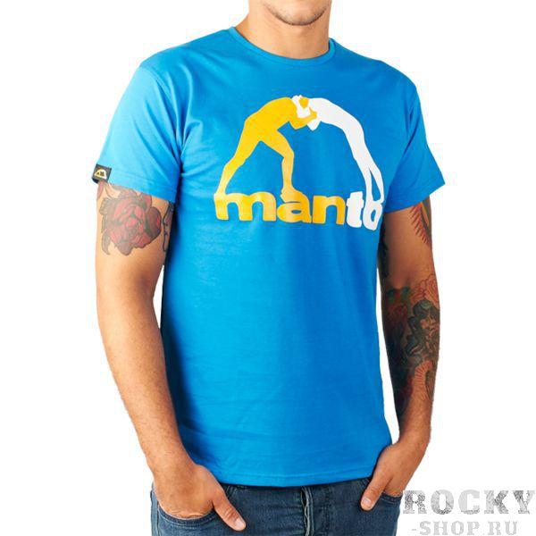 Футболка Manto Classic MantoФутболки / Майки / Поло<br>Футболка Manto Classic. Состав: 100% хлопок.<br>