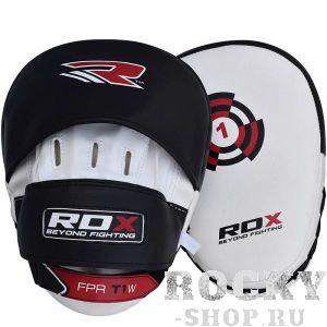 Купить Лапы RDX Focus White/Black (арт. 14099)