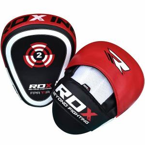 Купить Лапы RDX Focus Red/Black (арт. 14100)