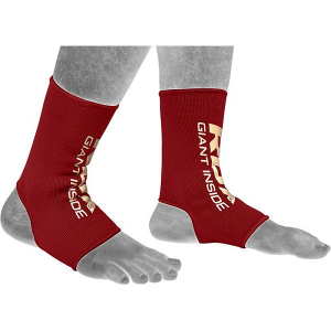 Голеностоп RDX Brace Socks Red RDX