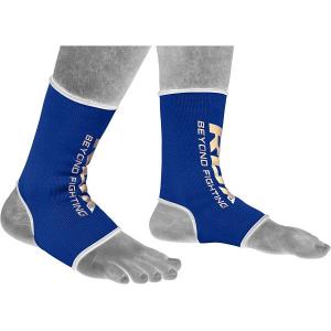 Голеностоп RDX Brace Socks Blue (арт. 14133)  - купить со скидкой
