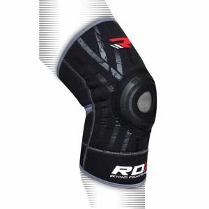Наколенники RDX Neoprene Knee Brace Support Grey/Black RDXЗащита тела<br><br>