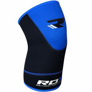 Наколенники RDX Neoprene Knee Blue RDXЗащита тела<br><br>