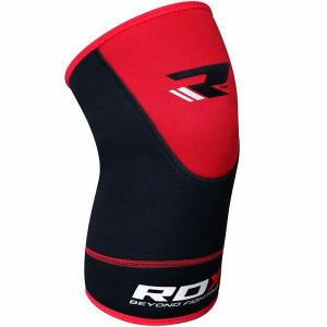 Наколенники RDX Neoprene Knee Red (арт. 14139)  - купить со скидкой