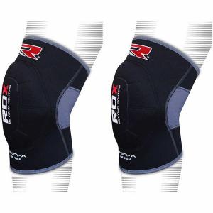 Наколенники RDX Neoprene Knee Grey/Black RDXЗащита тела<br><br>