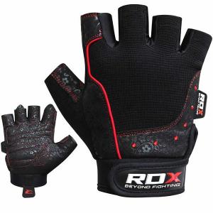 Перчатки атлетические RDX Ladies Amara Gym (арт. 14148)  - купить со скидкой