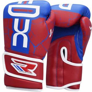 Боксерские Перчатки RDX Kids Blue/Red 6 oz (арт. 14167)  - купить со скидкой