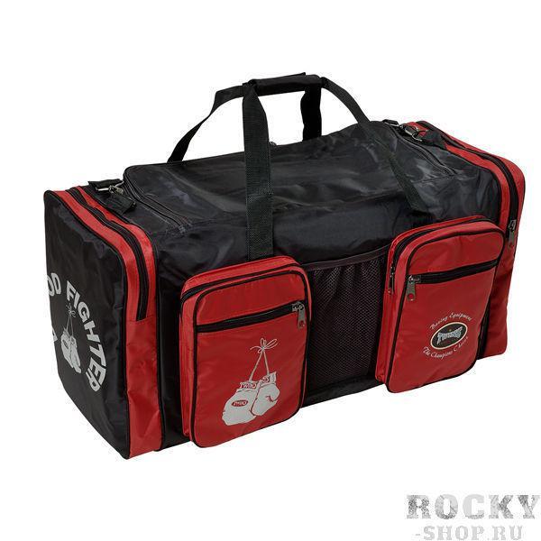 Сумка спортивная Twins Special, Красная, Красная Twins SpecialСпортивные сумки и рюкзаки<br>Большая и удобная спортивная сумка. <br> Большая вместительность<br> Удобные карманы для переноски экипировки<br>