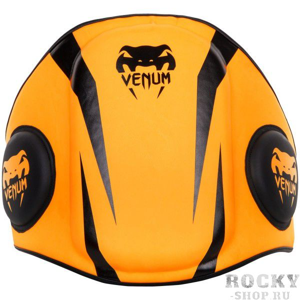 Купить Пояс тренера Venum Elite Body Belly Protector Fluo Orange (арт. 14202)