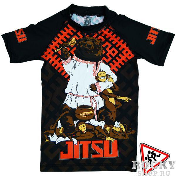 Купить Детский рашгард Jitsu Потапыч (арт. 14244)