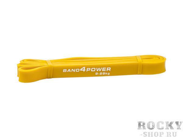 Купить Желтая резиновая петля Band4Power (9-29 кг) (арт. 14259)