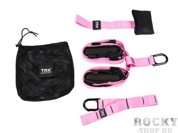 Петли TRX Home розовые (с лого) Band4PowerАксессуары для фитнеса<br>ТРХ Петли были разработаны в США для тренировок морских пехотинцев, с целью поддержания личного состава в отличной физической форме при любых условиях. ТРХ ПЕТЛИ для девушек!<br>Вес - 2. 20 кг<br><br>Дверное крепление<br><br>Нагрузка до 180кг<br><br>Стандартное крепление с карабином<br><br>Рюкзак для переноски<br><br>Инструкция по применению<br><br>Мягкие рукоятки<br><br>DVD инструкция в комплекте<br>