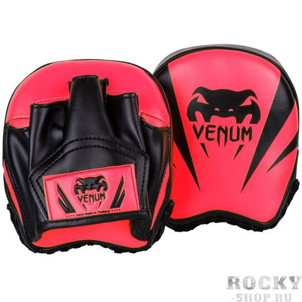 Тренерские лапы Venum Elite Big Focus Mitts Venum