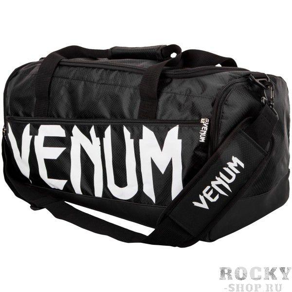 Сумка Venum Sparring - Black/White Venum
