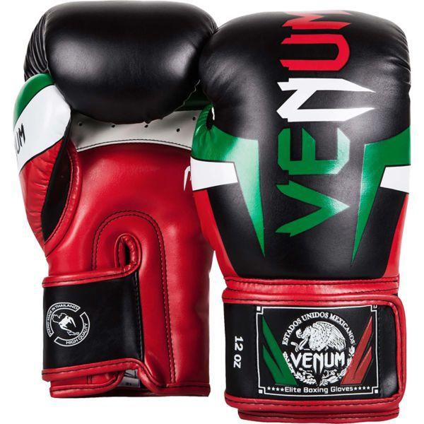 Перчатки для тайского бокса Venum Mexique Combat 14 oz (арт. 14407)  - купить со скидкой