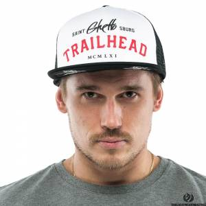 Бейсболка Trailhead MCMLXI White Trailhead