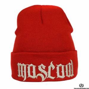 Шапка Trailhead Moscow Red TrailheadШапки<br><br>
