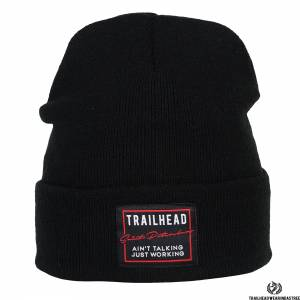 Шапка Trailhead AINT Black TrailheadШапки<br><br>