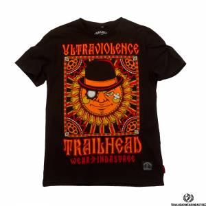Футболка Trailhead ULTRAVIOLENCE Black TrailheadФутболки / Майки / Поло<br><br>
