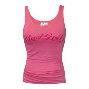Майка женская Bad Girl Vest Pink Boy (арт. 14538)  - купить со скидкой