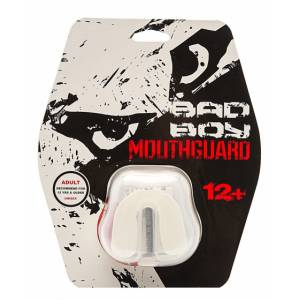 Купить Капа Bad Boy Mouthguard Gel White (арт. 14552)