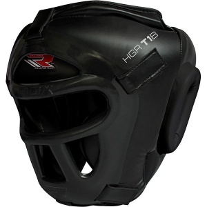 Шлем RDX HGX-T1 Black RDXЭкипировка для тайского бокса<br><br><br>Размер: M