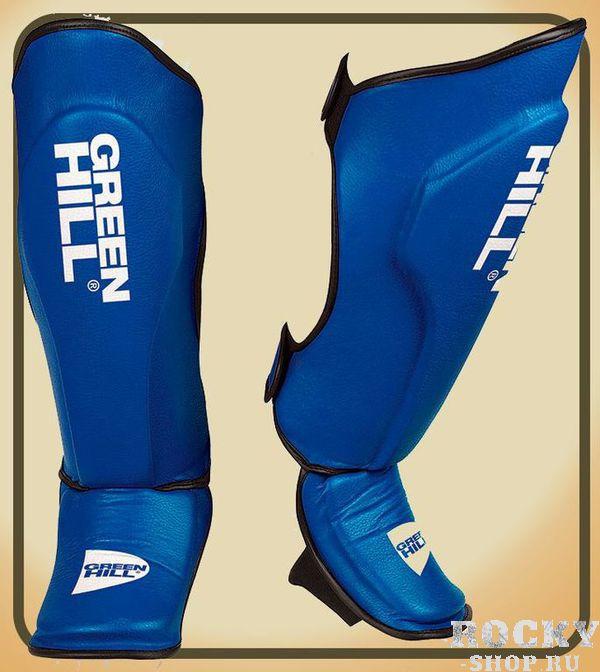 Защита голени и стопы Green Hill phoenix, синяя Green Hill (SIP-2158)