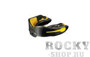 Боксерская капа MoGo, ароматизированная, черная, Лимон MoGo