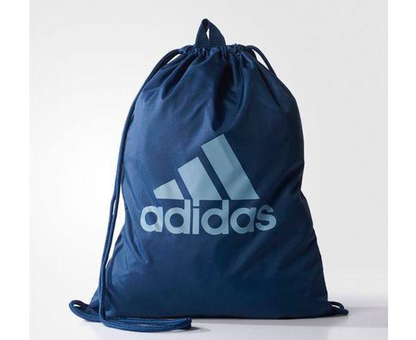 Купить Мешок для обуви Performance Logo сине-голубой Adidas S99651 (арт. 14756)