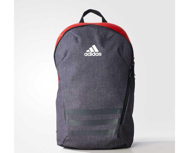 Купить Рюкзак Ace 17.2 Backpack серо-красный Adidas (арт. 14762)