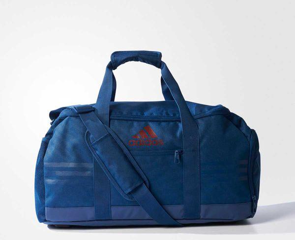 Купить Сумка спортивная 3-Stripes Performance Teambag S синяя Adidas (арт. 14763)