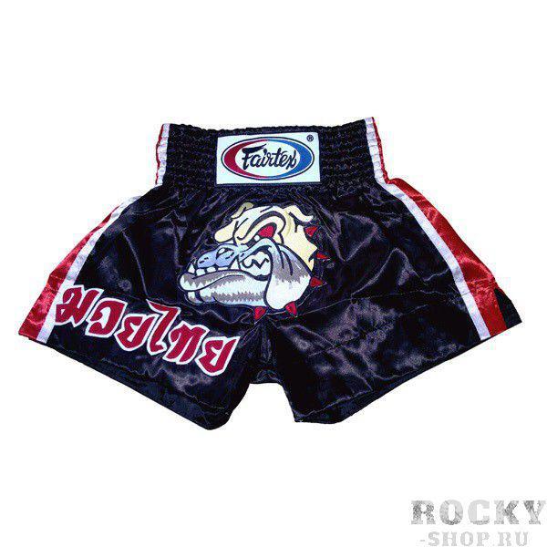 Детские шорты для тайского бокса Fairtex