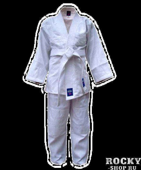 Кимоно для дзюдо Green Hill, белое, 160 см Green Hill