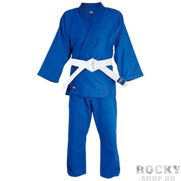 Купить Кимоно для дзюдо Green Hill, синее Hill 130 см (арт. 15011)