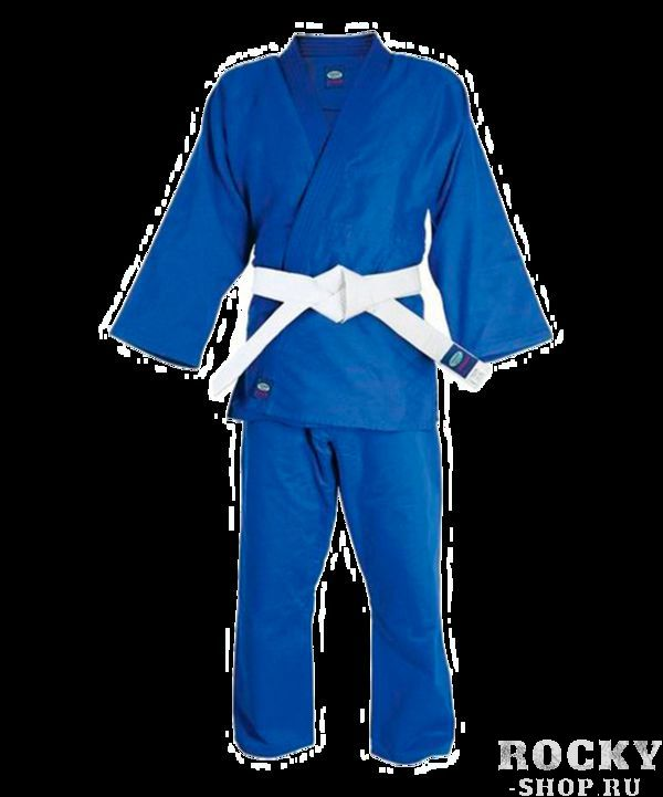 Кимоно для дзюдо Green Hill, синее, 160 см Green Hill