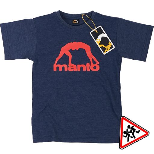 Детская футболка Manto Vibe MantoФутболки<br>Детская футболка Manto Vibe. Состав: 100% хлопок.<br><br>Размер INT: 146см