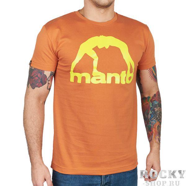 Футболка Manto Vibe MantoФутболки / Майки / Поло<br>Футболка Manto Vibe. Состав: 100% хлопок.<br>