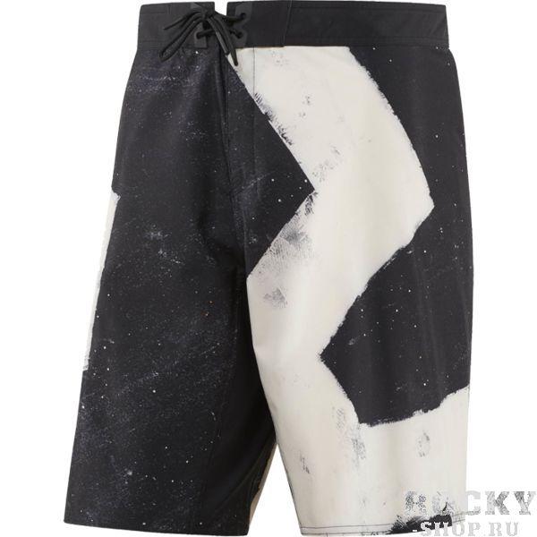 Шорты Reebok ReebokСпортивные штаны и шорты<br>Спортивные шорты Reebok CrossFit Super Nasty Core Star Graphic. Отличный вариант для активного отдыха на пляже. Водоотталкивающая обработка обеспечит сухость, а эластичная в 4 направлениях ткань - свободу движений. Надежный регулируемый пояс подарит удобную посадку. Использование эластичного в 4-х направлениях переработанного полиэстера позволяет сохранить природные ресурсы и уменьшить выбросы в атмосферу. Облегающий крой отлично подходит для интенсивных тренировок и совершенно не стесняет движений. Водоотталкивающая обработка надежно защищает от влаги. Пояс на шнурке для надежной посадки. Проклеенный потайной карман на молнии для хранения необходимых мелочей. Длина по внутреннему шву 25 см. Отсутствие внешних швов для комфорта. Уход: машинная стирка в холодной воде, не отбеливать.<br><br>Размер INT: XXL