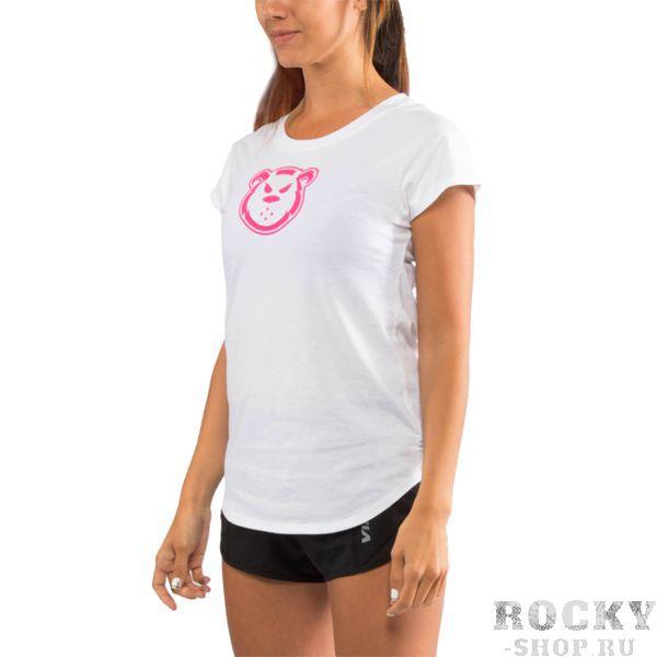 Женская футболка Virus Killer Cub VirusФутболки<br>Женская футболка Virus Killer Cub. Футболка Virus с круглым вырезом идеально подходит для тренировок средней интенсивности, а также для использования в повседневной жизни. Состав: 60% хлопок, 40% полиэстер. Уход: машинная стирка в холодной воде, деликатный отжим, не отбеливать.<br><br>Размер INT: M