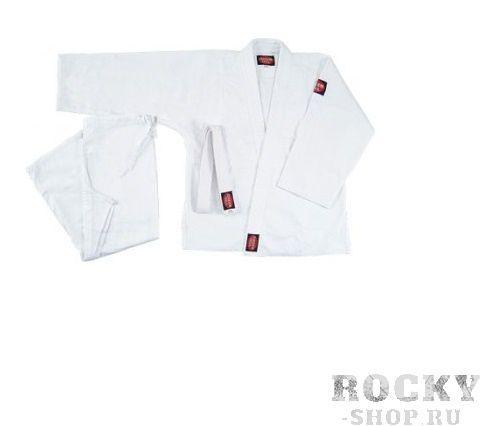 Кимоно для карате Green Hill Junior, 160 см Green HillЭкипировка для Каратэ<br>Бюджетный вариант кимоно для карате от известного производителя. 100% хлопок.<br>