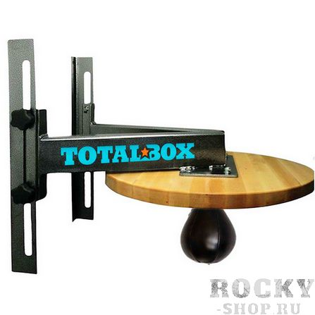 Платформа с пневматической грушей TOTALBOX PROFFESSIONAL , регулируемая AquaboxСнаряды для бокса<br>&amp;lt;p&amp;gt;Преимущества:&amp;lt;/p&amp;gt;&amp;lt;p&amp;gt;Платформа с пневматической грушей регулируемая TOTALBOX PROFFESSIONAL – это снаряд для профессиональных занятий боксом.&amp;lt;/p&amp;gt;<br><br>&amp;lt;p&amp;gt;Для изготовления рамы производитель использует металл высокого качества, а для создания диска – клееную натуральную древесину оптимальной толщины. Благодаря такому сочетанию материалов конструкция износостойкая и имеет длительный срок службы.&amp;lt;/p&amp;gt;<br><br>&amp;lt;p&amp;gt;К ней прилагается пневматическая кожаная груша, которая надежно закрепляется.&amp;lt;/p&amp;gt;<br>