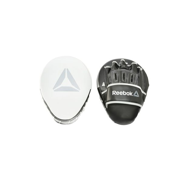Лапы боксерские Reebok Retail Hook and Jab Pads - Black Reebok